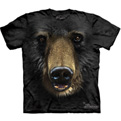 Black Bear Face
